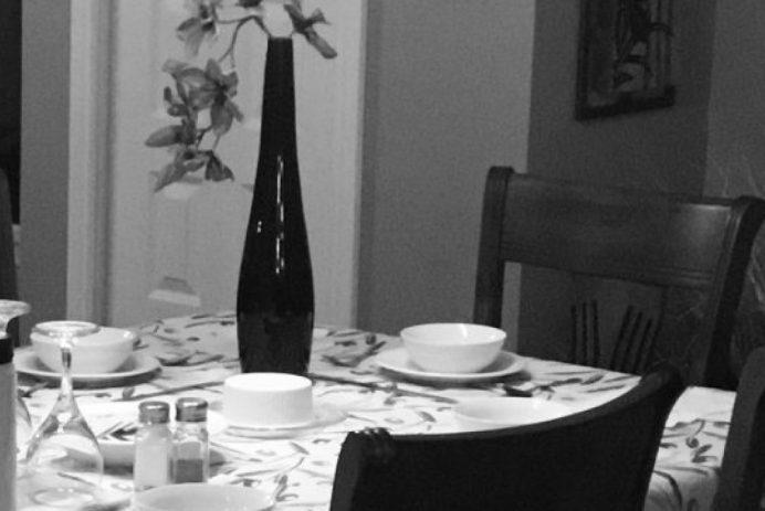 Bienvenue à notre table