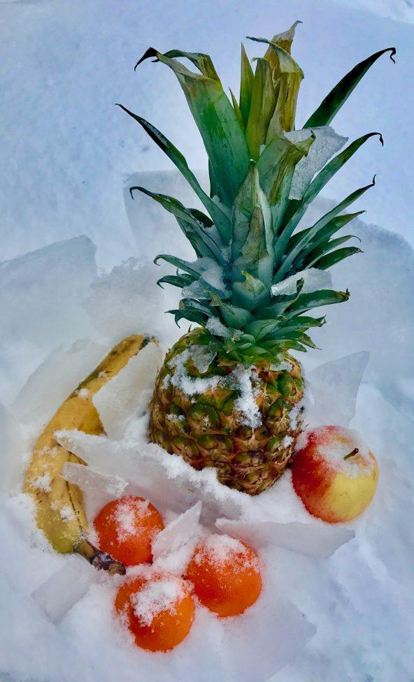 Les fruits congelés sont-ils bons pour la santé?