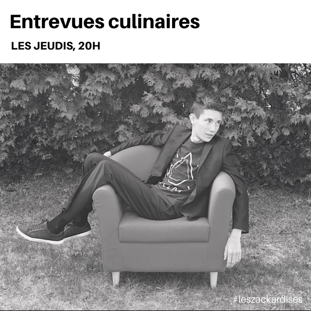 Entrevues culinaires