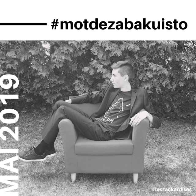 #motdezacharybarde-Mai 2019