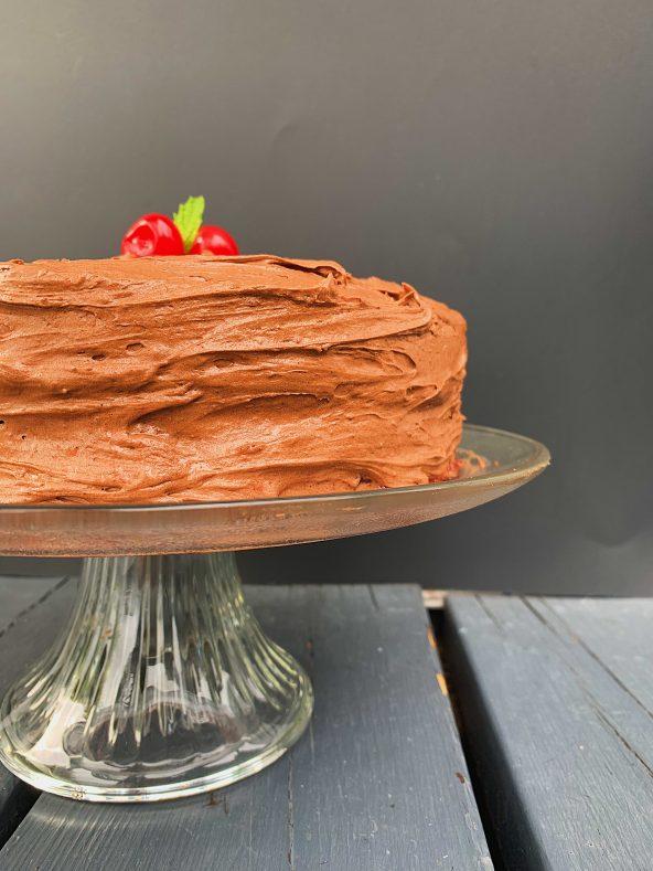 Le meilleur gâteau au chocolat sans gluten