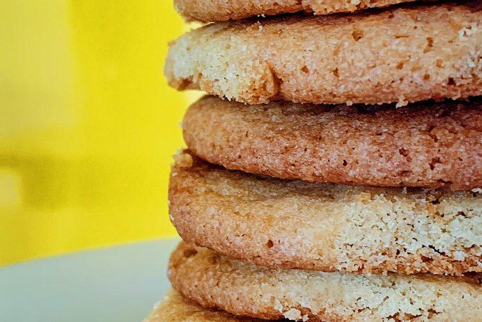 Biscuits moelleux sans produits laitiers