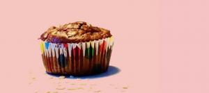 Muffins au cacao et gruau sans gluten