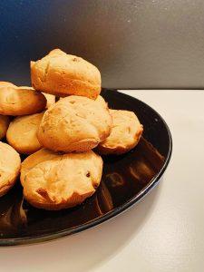 Petits pains rapides sans levure, sans gluten et sans produits laitiers