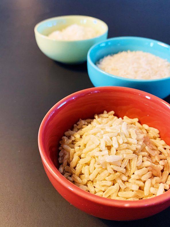 Guide de cuisson du riz