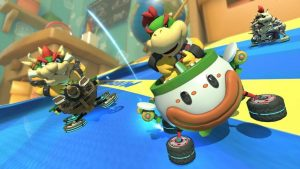 Bowser Jr et Bowser