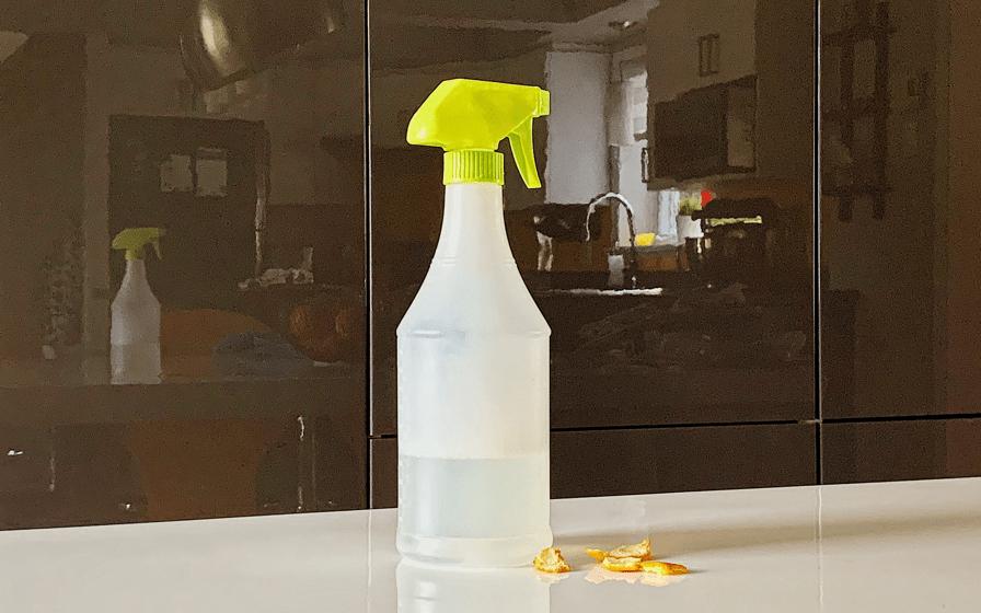 Nettoyant tout usage au vinaigre