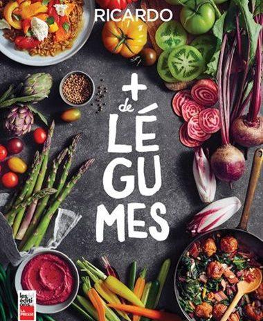 Ricardo Plus de légumes!