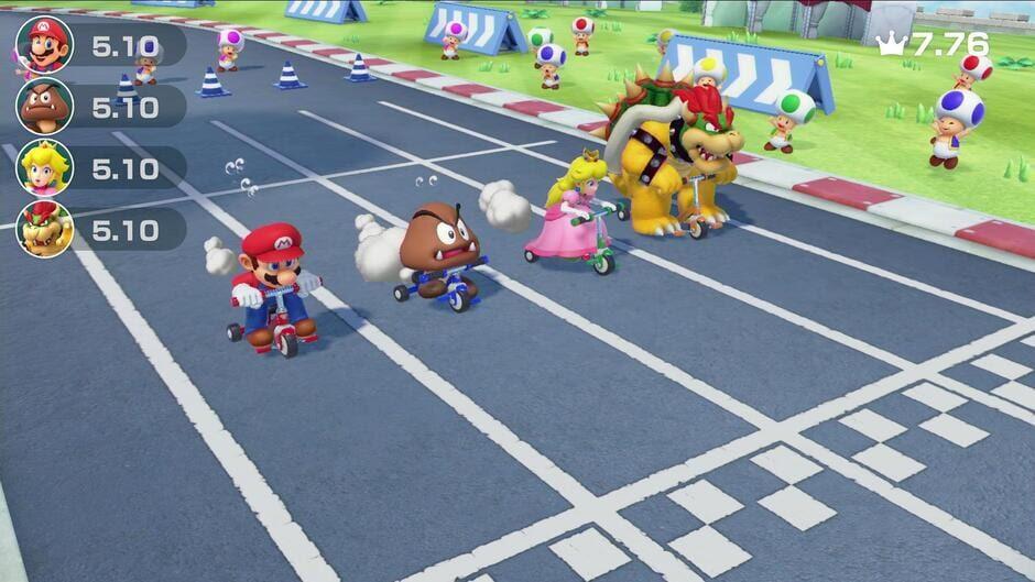 Jeu Mario Party