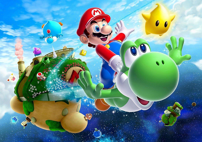Découvrez Super Mario Galaxy 2 sur Wii!