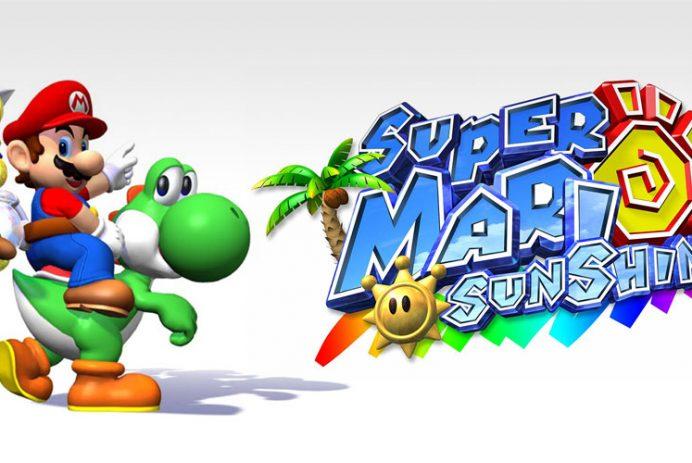 Découvrez Super Mario Sunshine sur Nintendo GameCube et Switch!