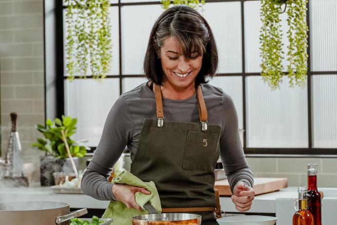 5 chefs dans ma cuisine (Émilie Rizzetto)