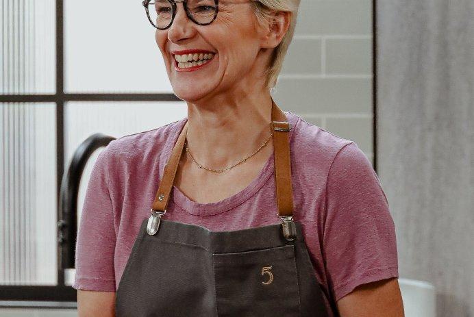 5 chefs dans ma cuisine (Caroline Dumas)
