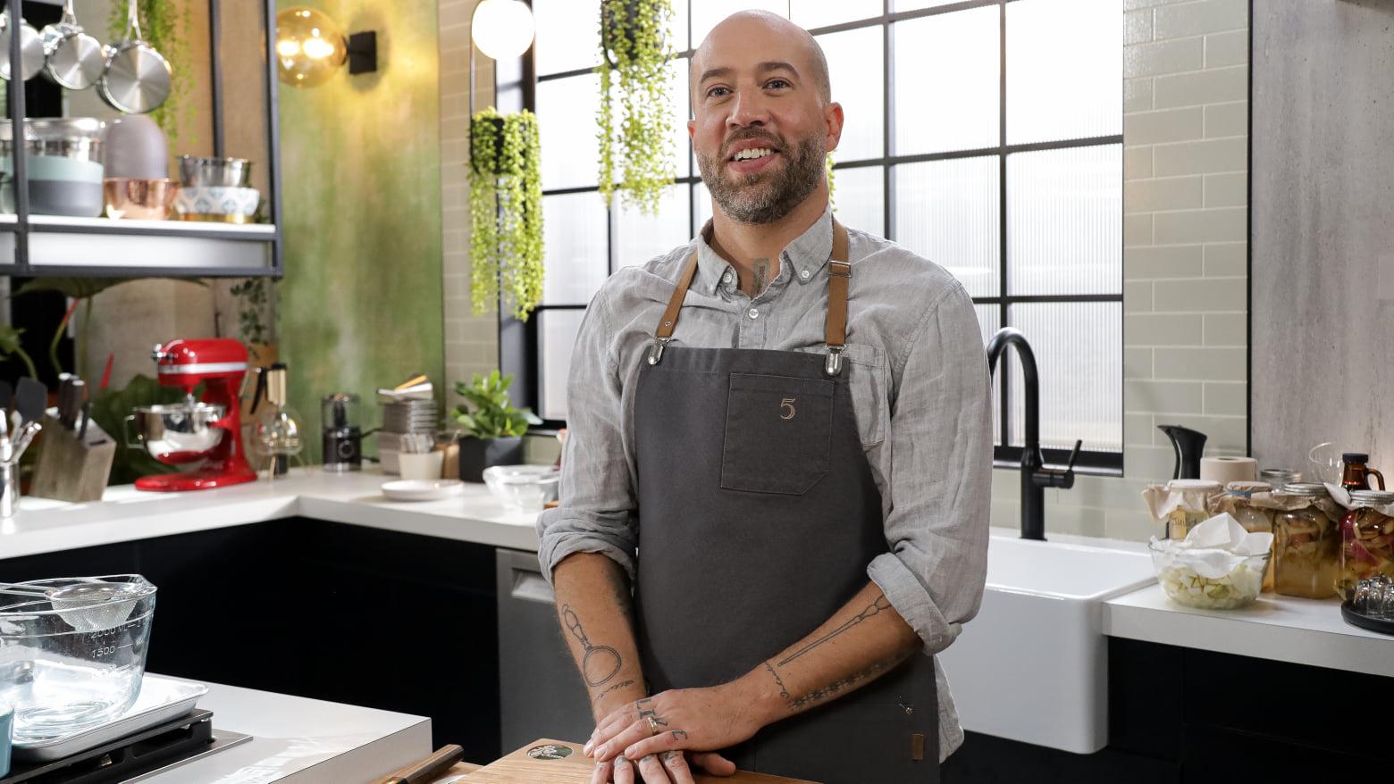 5 chefs dans ma cuisine (Blake Mackay)