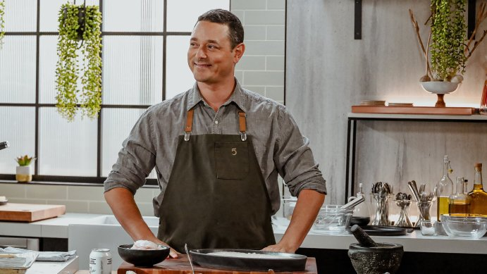 5 chefs dans ma cuisine (Marc-André Royal)