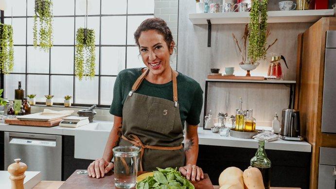 5 chefs dans ma cuisine (Kimberly Lallouz)