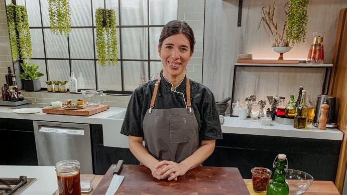 5 chefs dans ma cuisine (Lysanne O'Bomsawin)