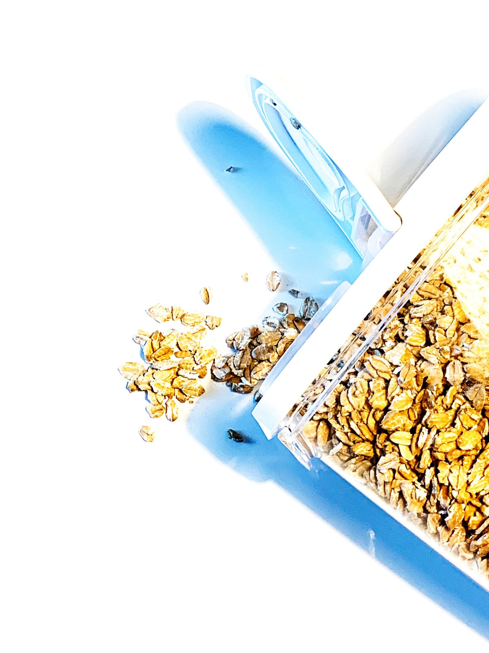 flocons de quinoa