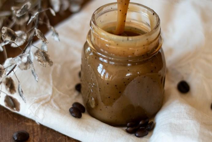 Caramel au café