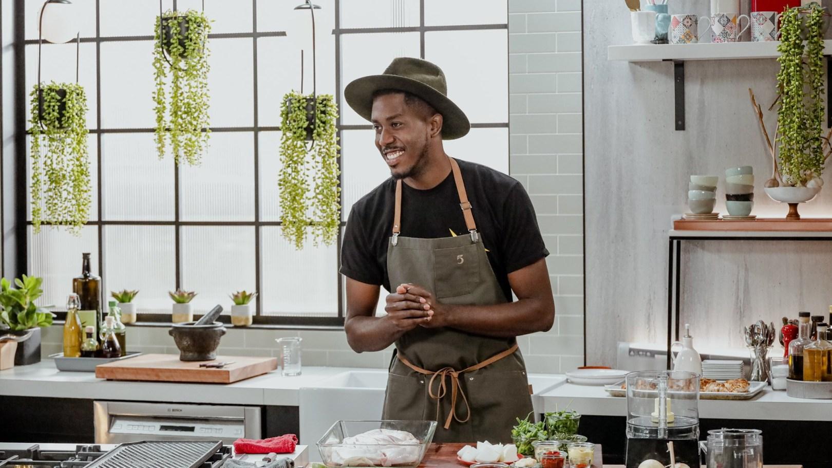 5 chefs dans ma cuisine - Paul Toussaint