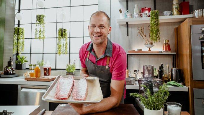 5 chefs dans ma cuisine (Mathieu Cloutier)