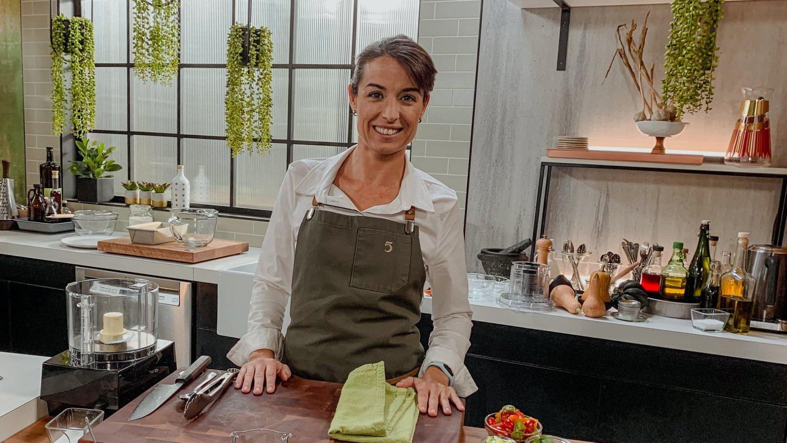 5 chefs dans ma cuisine (Émilie Rezzetto)