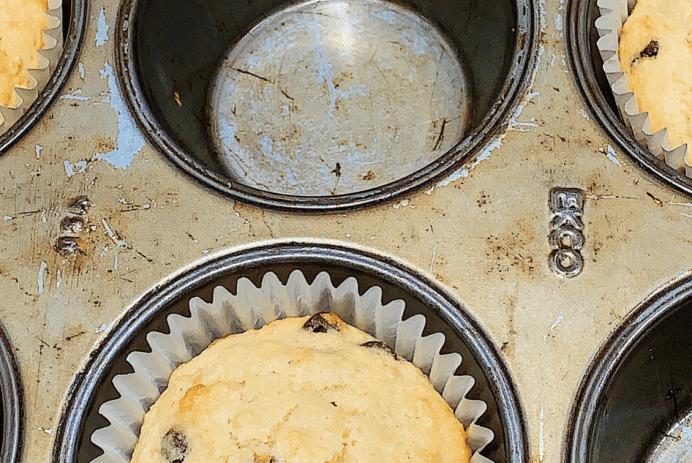 Des muffins qui détonnent
