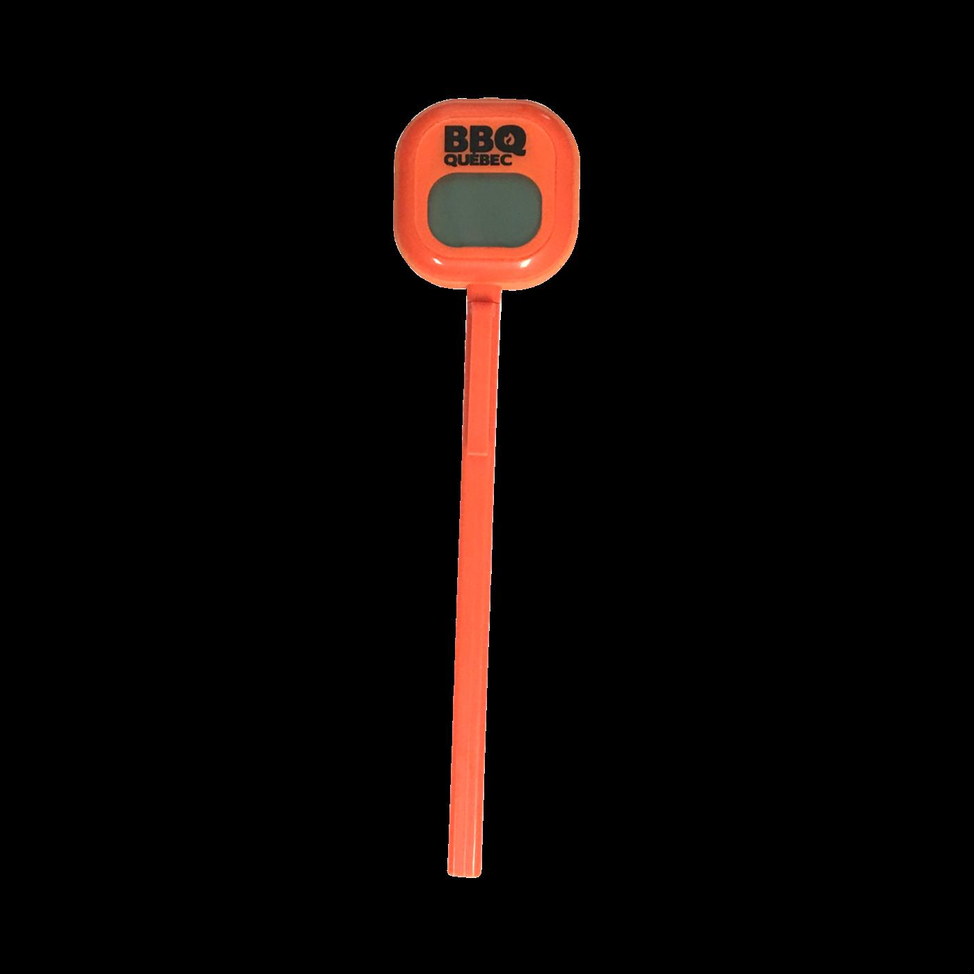 Thermomètre pour BBQ au charbon
