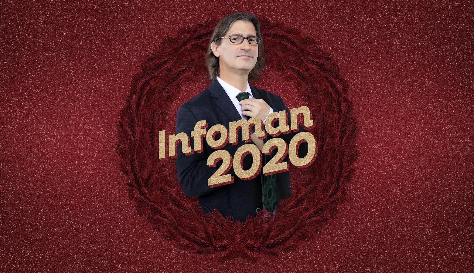 Infoman: Ce qu'il faut savoir de l'édition du 31 décembre 2020