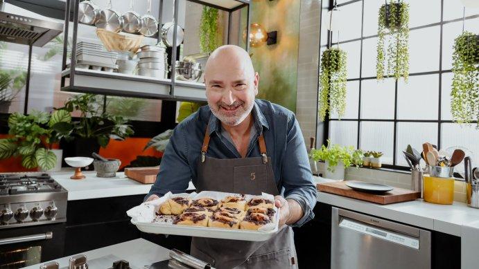 5 chefs dans ma cuisine (Marc Maulà)