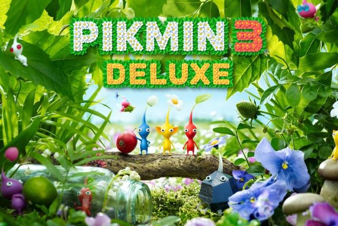 Découvrez Pikmin 3 Deluxe sur Nintendo Switch!