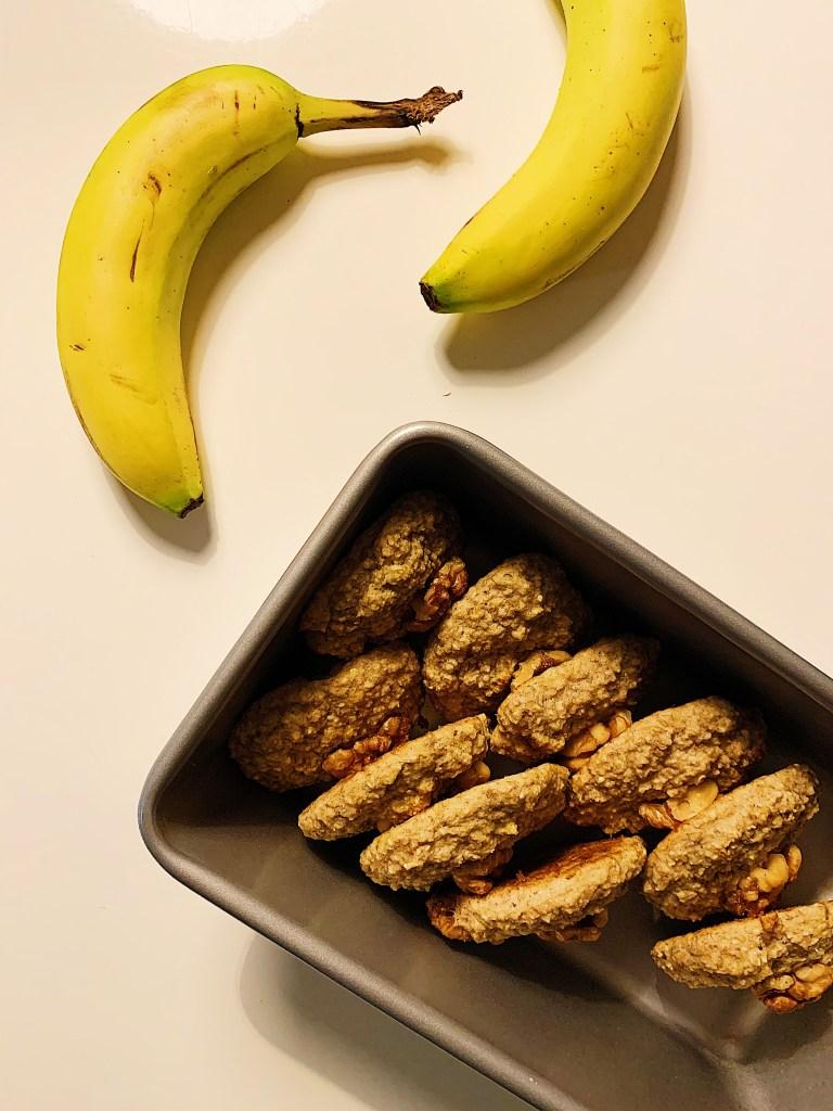 Galettes déjeuner à la banane
