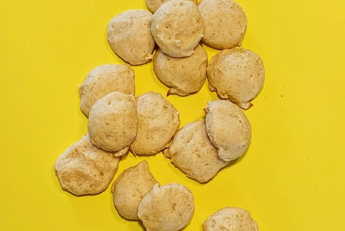 Biscuits au citron sans gluten