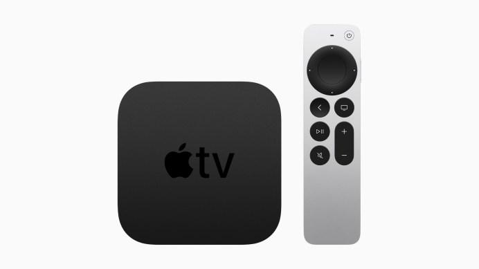 Apple TV 4K nouvelle génération
