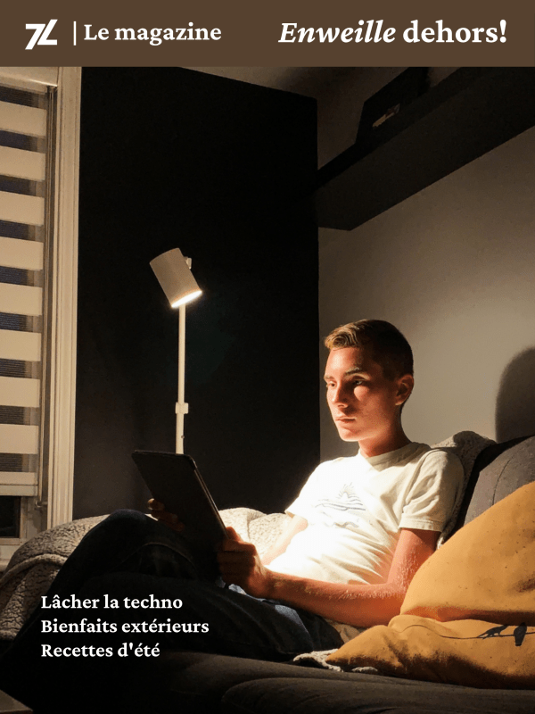 Enweille dehors! - Les Zackardises   Le magazine (#1)