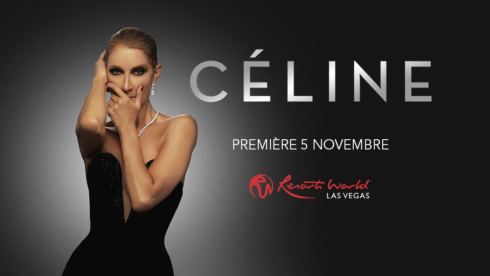 Céline Dion de retour à Las Vegas en novembre 2021