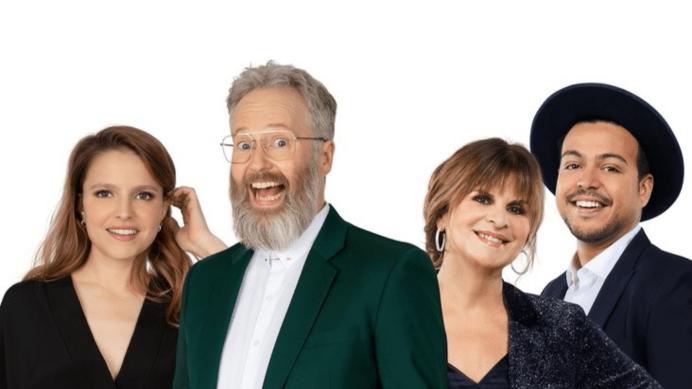 Voici les comédiens du Bye Bye 2021