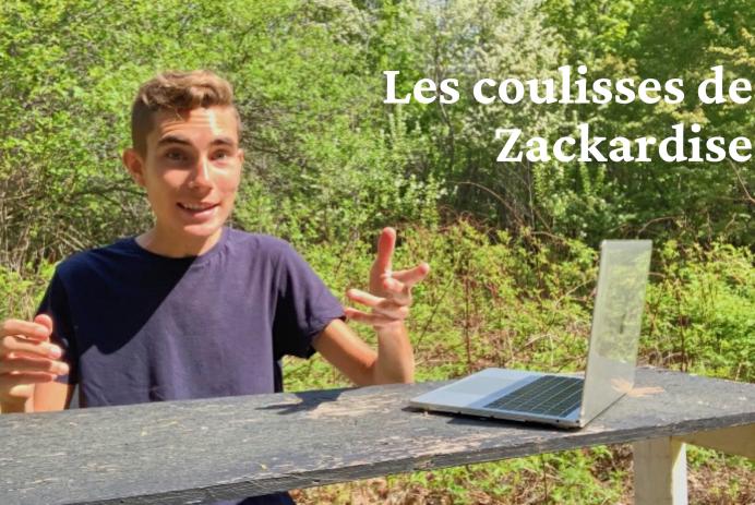 [Vlog] Les coulisses des Zackardises