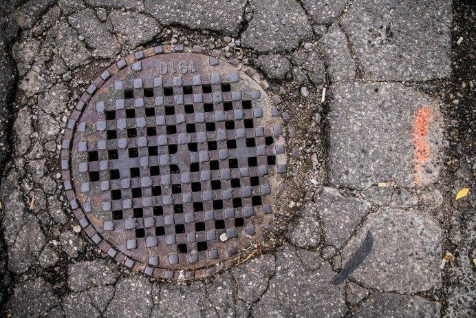 Services sanitaires: Nettoyage et inspection des égouts