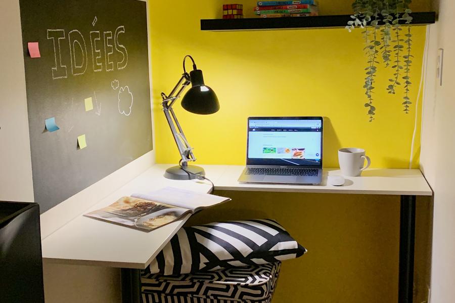 4 solutions à faible coût pour l'aménagement d'un bureau à la maison