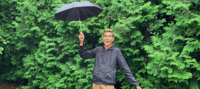 15 choses à faire quand il pleut