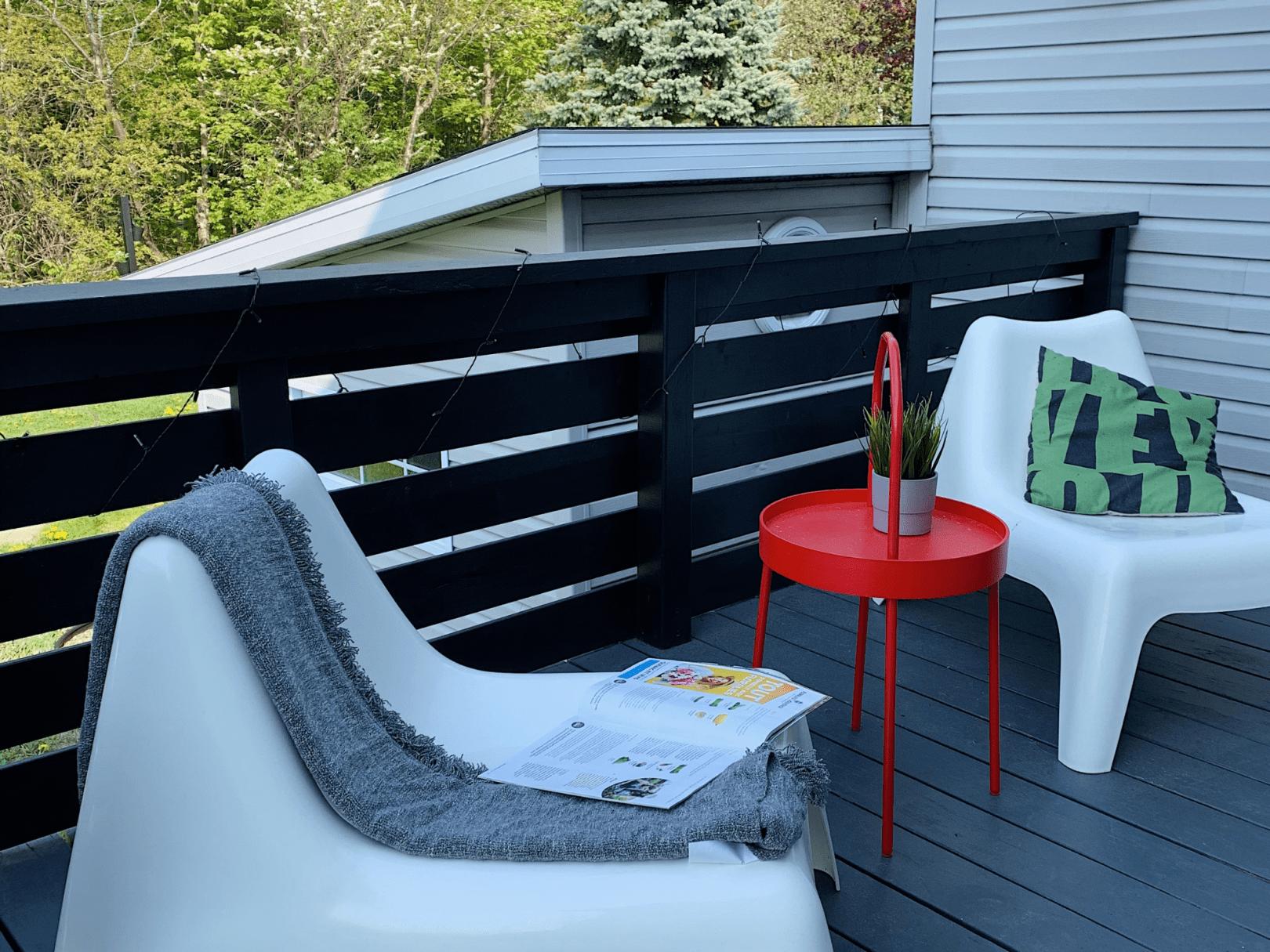 Comment bien décorer sa terrasse?