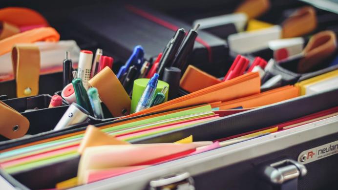 10 produits essentiels pour la rentrée des classes