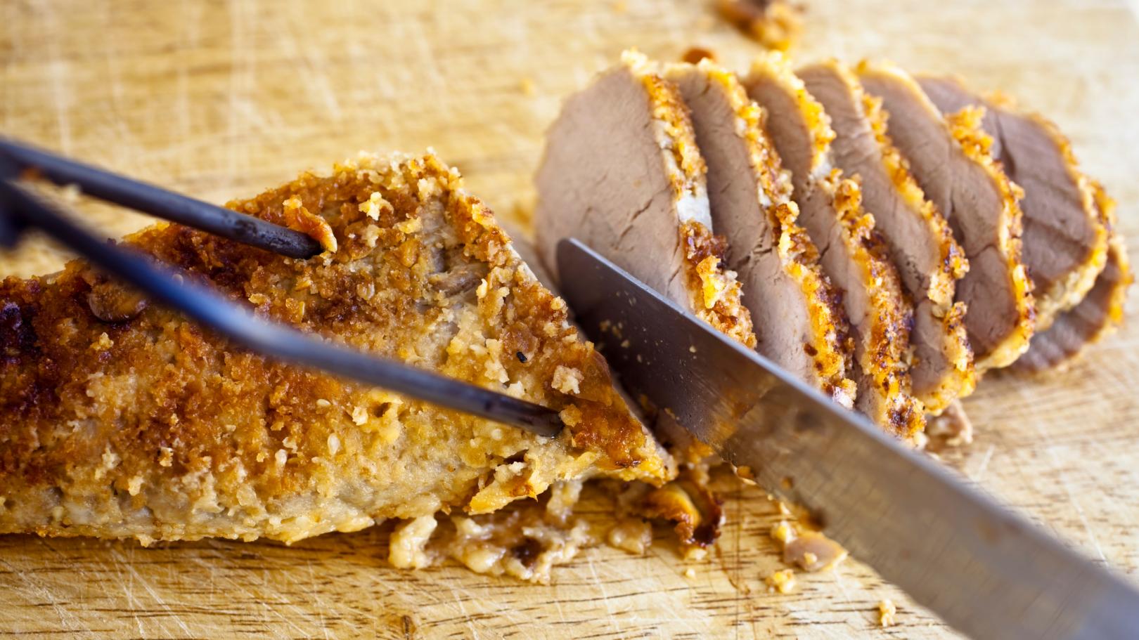 Filet de porc sauce Dijon et miel